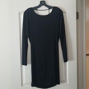 BCBG Black Party Dress